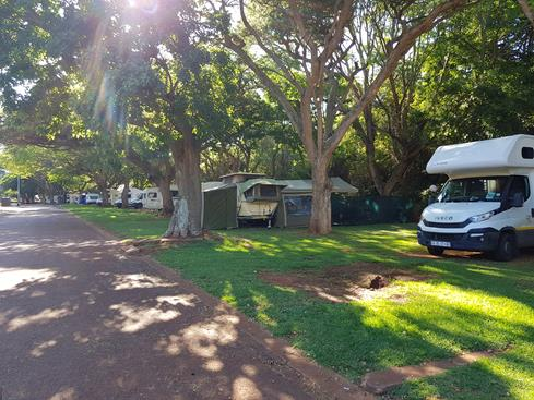 Blyde Canyon, A Forever Resort: Camping Site With Electricity